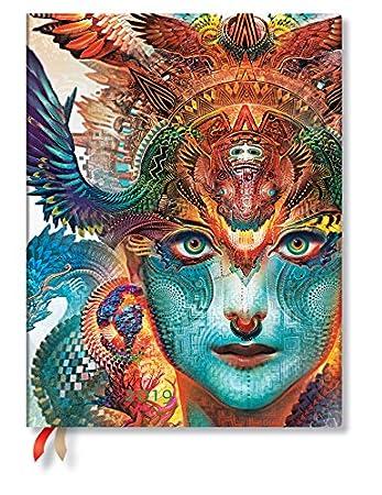 Paperblanks 2019 Dharma Dragon Ultra - Agenda semanal (12 ...