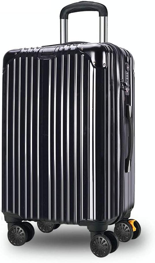with Extension Layer Stylish Scratch-Resistant Brushed Hidden Hook Large Capacity Suitcase ABS+PC 4 Colors TSA Customs Lock 2 ZJ-Trolley Trolley case