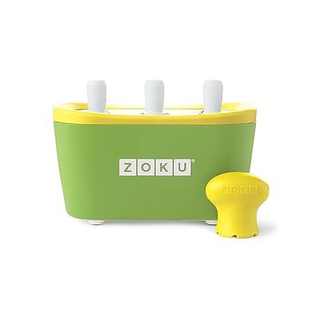 Compra Zoku M260173 - Maquina Helados Triple Verde en Amazon.es