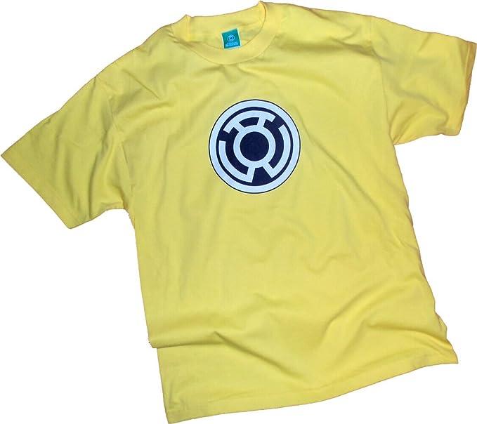 Amazon Sinestro Corps Yellow Lantern Logo Green Lantern