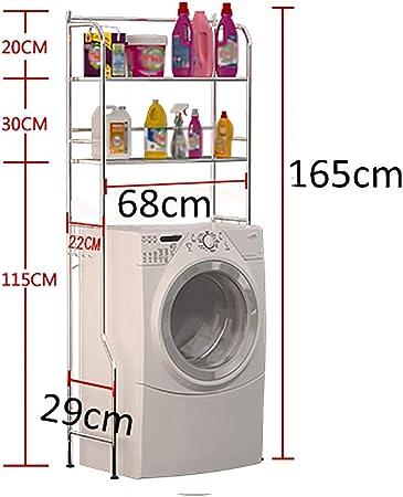 Estante de la lavadora Drum estante lavadora, acero lavadora ...