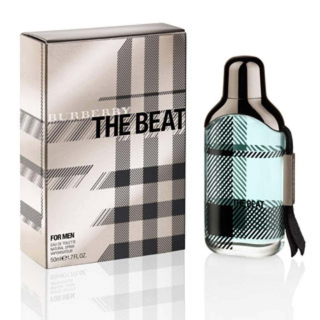Ɓ urḅerry The Beat for Men Edt Spray 1.7 OZ./ 50 ML.