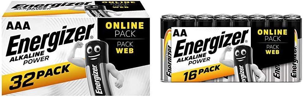 Energizer Batterien Aaa Alkaline Power 32 Stück Elektronik