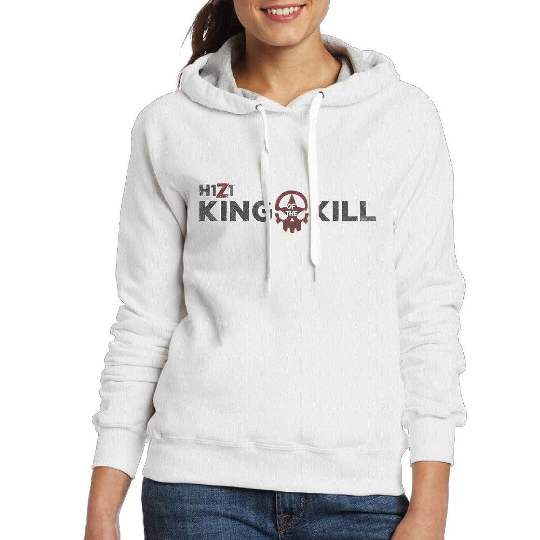 Lonekit Women's H1Z1 King Of The Kill Hooded Sweatshirt