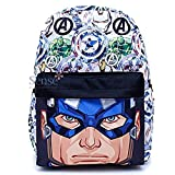 Best AVENGERS Book Bags - Marvel Avengers Captain America Backpack Boys Book Bag Review