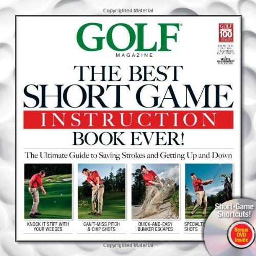 Motor Golf (Golf: The Best Short Game Instruction Book Ever!)