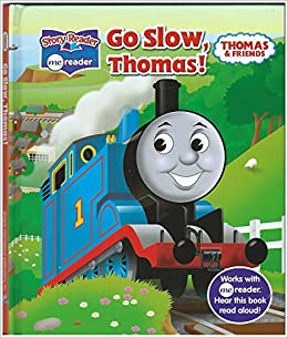 Go Slow, Thomas!: Amazon co uk: Britt Allcroft, W  Awdry, Jim Durk