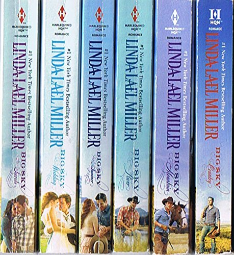 Big Sky Series - Complete 6-Book Collection: Big Sky Secrets / Big Sky Wedding / Big Sky Summer / Big Sky River / Big Sky Mountain / Big Sky Country ()
