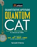 Arihant Quantum CAT - Quantitative Aptitude Book