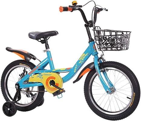 TD Freno De Disco De Bicicleta para Niños 5-6-8 Años De Edad Deportes Bicicleta Niño Niña Bicicleta V0027 (Color : C, Size : 16 Inches): Amazon.es: Deportes y aire libre