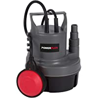 POWERPLUS POWEW67900 - Bomba sumergible 200w. aguas limpias.
