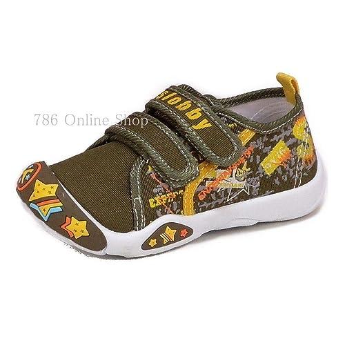 Slobby - Zapatillas de Estar por casa de Material Sintético para niño: Amazon.es: Zapatos y complementos