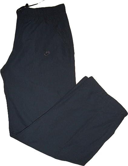 Nike Open Hem Pantalon Femme Bleu 237722 011 Taille L Tour