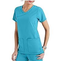 Smart Uniform Cross-Flex - Camiseta con Cuello en