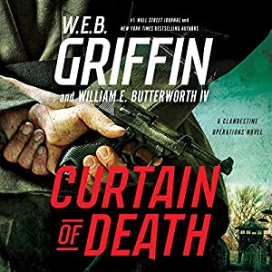 Curtain of Death Audiobook