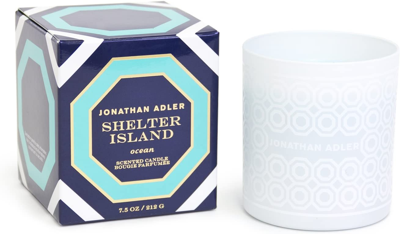 Jonathan Adler Jet Set Shelter Island Ocean Candle