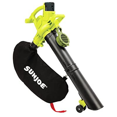 Sun Joe IONBV-XR Cordless Blower/Vacuum/Mulcher