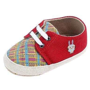 bas prix 97f4e 6f8ff Meilleure Vente!LuckyGirls Chaussures Bébé Cotton Chaussons ...