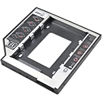 Alfais AL-4717 12.7mm Sata Hdd Harddisk Caddy Kızak Kutu Laptop Ssd Notebook İkinci Hdd Takma