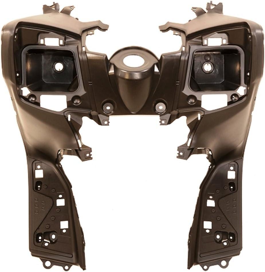 orig 77380100 carena plastica interna contro scudo paragambe compatibile con yamaha t-max 500cc dal 2008 al 2011 rif one by Camamoto cod 4B5283110100