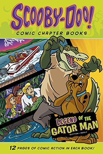 Legend of the Gator Man (Scooby-Doo Comic Chapter Books)