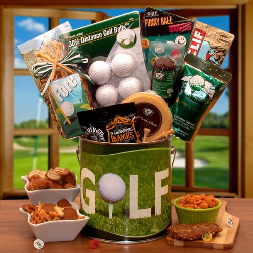 The Ultimate Golfers Golf Gift Basket