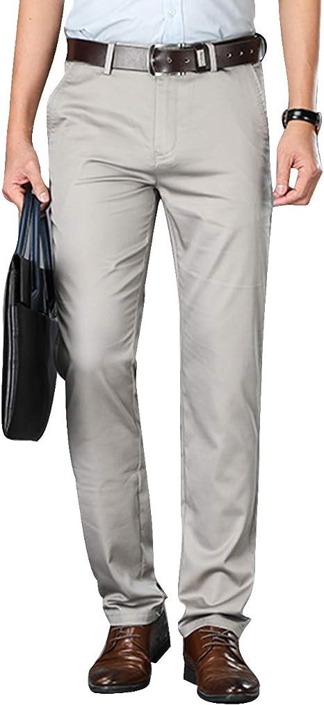 SOMTHRON - Pantalones de chándal para Hombre, Corte Normal ...