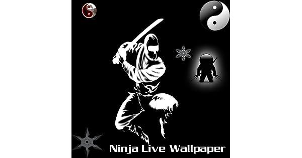 Live Wallpaper - Ninja Yin Yang: Amazon.es: Appstore para ...