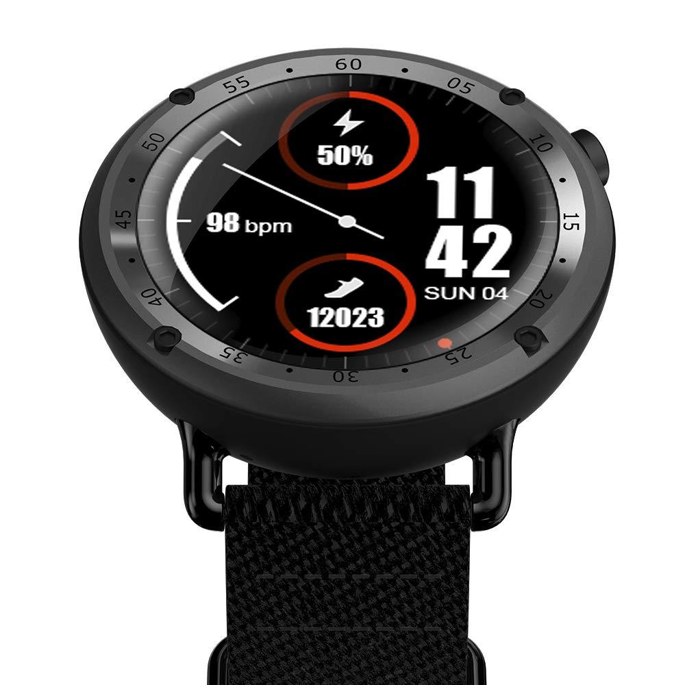 DAM. DMZ046BK. Smartwatch L19 con GPS, Presión Sanguínea Y ...