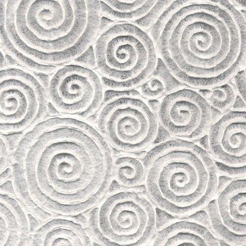 Paper Thai Heavy Embossed Curly Swirly 22X30