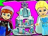Clip: Frozen Elsa's Sparkling Ice Castle