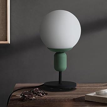 Nordic Eisen Kunst Schreibtischlampe Kreative Macarons Elf