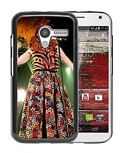 Beautiful Designed Cover Case With Paloma Faith Girl Image Show Reflection For Motorola Moto X Phone Case