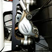 Fits 170mm Front Rotors Avid// SRAM 10mm Post Mount Disc Brake Adaptor