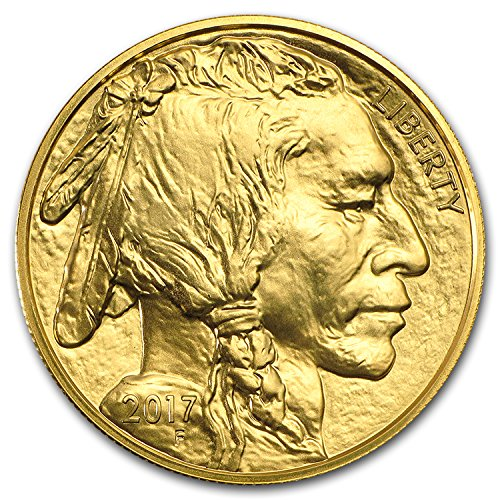 2017 1 oz Gold Buffalo BU 1 OZ Brilliant (Uncirculated Gold Buffalo)