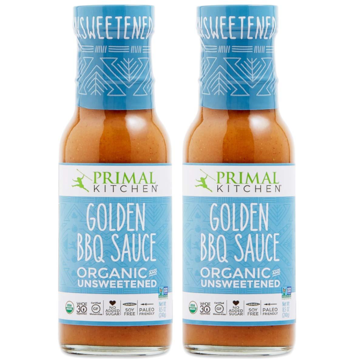 Image of Primal Kitchen golden BBQ sauce