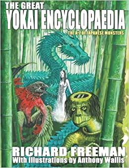 Image result for The Great Yokai Encyclopaedia