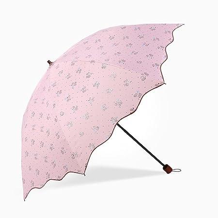 可愛く日焼け対策!コンパクトな日傘のおすすめ人気ランキング3選のサムネイル画像