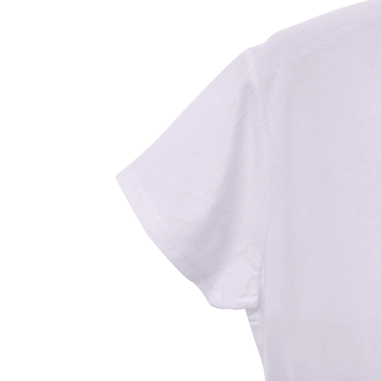 Hakuna Matata Shirt Womens Cute Letter Print Short Sleeve Tee Top Funny T-Shirt