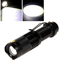 Cree CREE XR-E Q5 Torch (Black)