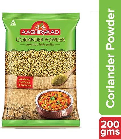 Aashirvaad Powder - Coriander, 200 g Pouch