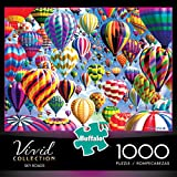Buffalo Games Vivid Collection - Sky Roads - 1000 Piece Jigsaw Puzzle