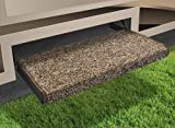 Prest-O-Fit (2-0051) Brown 23 Jumbo Wraparound RV Step Rug Color: Brown, Model: 2-0051, Car & Vehicle Accessories / Parts