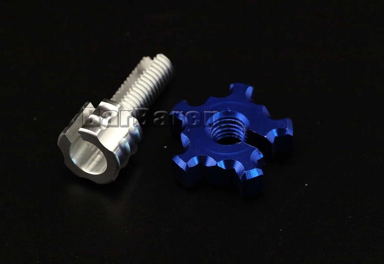 8mm Einstellschraube f/ür Kupplungszug und Bremszug f/ür Yamaha YZF R125//MT-125//WR 125