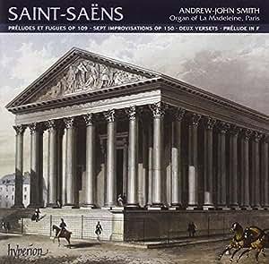 Saint-Saens: Organ Music Vol.2