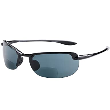 deff362c8d  quot Dreamin Maui quot  Polarized Nearly Invisible Line Bifocal Sunglasses  for Men and ...