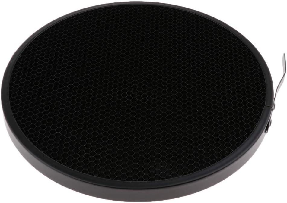 30Degree Honeycomb Grid Mesh for 7-inch Reflector Diffuser Lamp Shade Dish