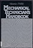 img - for Mechanical Technician's Handbook book / textbook / text book