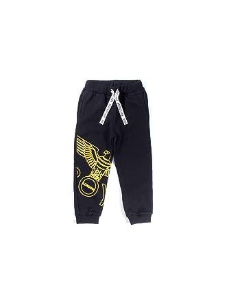 Boy London Junior PFBL183217B Pantalones de chándal Niños Negro ...