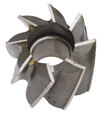 High Speed Steel 2-3//4 Shell End Mill Right Hand Cut